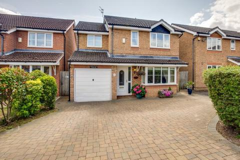 4 bedroom detached house for sale - Gibson Close, Abingdon