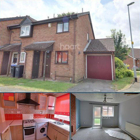 2 bedroom end of terrace house for sale - Prestwold Way, Blackthorn