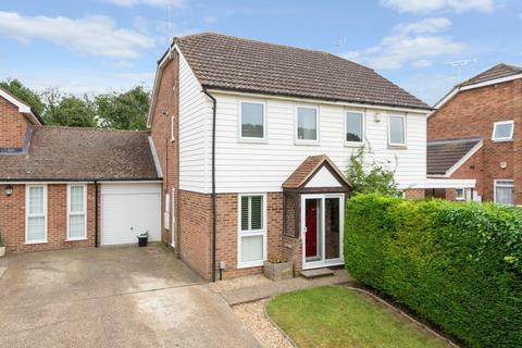 2 bedroom semi-detached house for sale - Quantock Drive, Ashford, TN24