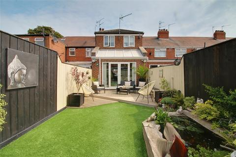 3 bedroom terraced house for sale - Wold Road, Hull, East Yorkshire, HU5