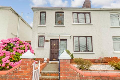 3 bedroom semi-detached house for sale - Old Road, Briton Ferry, Neath, Neath Port Talbot. SA11 2ET