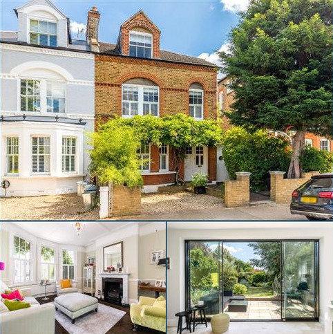5 bedroom semi-detached house for sale - Erpingham Road, London, SW15