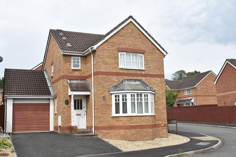 3 bedroom detached house for sale - Dan Danino Way, Morriston, Swansea, City And County of Swansea. SA6 6PJ