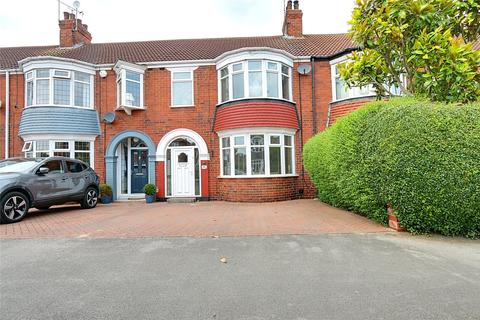 3 bedroom terraced house for sale - Burniston Road, Hull, East Yorkshire, HU5