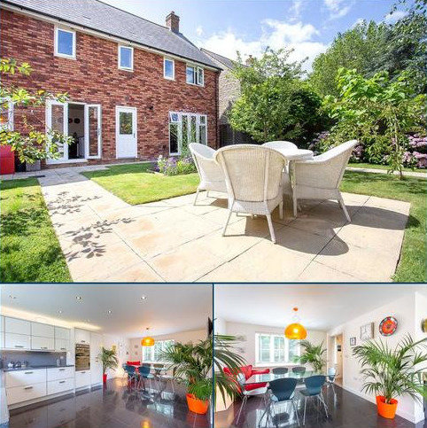 4 bedroom detached house for sale - Symphony Road, Cheltenham, Gloucestershire, GL51