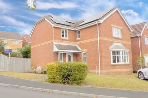 4 bedroom detached house for sale - Parc Penscynnor, Cilfrew, Neath, Neath Port Talbot. SA10 8LQ