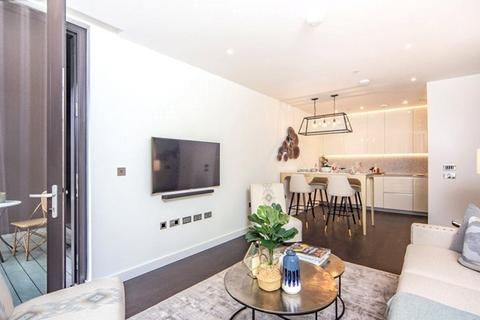 2 bedroom apartment to rent - Charles Clowes Walk, Vauxhall, London, SW11