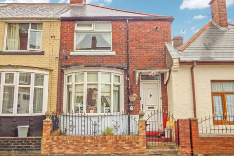 2 bedroom terraced house - Teasdale Street, Consett, Durham, DH8 6AF