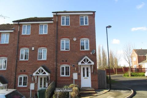 4 bedroom end of terrace house to rent - Lowfield Road