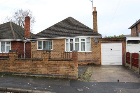 2 bedroom detached bungalow to rent - Acton Road, Arnold, Nottingham NG5