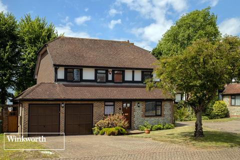 4 bedroom detached house for sale - Greyfriars, Hove, East Sussex, BN3