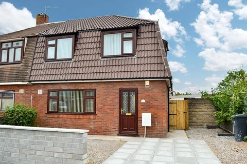 3 bedroom semi-detached house for sale - Severn Crescent, Port Talbot, Neath Port Talbot. SA12 6TA