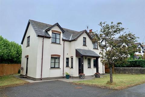 3 bedroom detached house for sale - Parklands, St. Florence, Tenby
