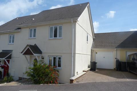 3 bedroom semi-detached house to rent - Broomhouse Park, Tiverton