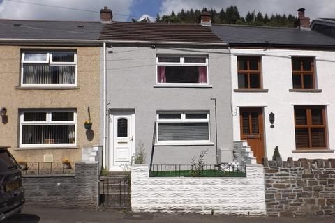 3 bedroom terraced house for sale - Cerrig Llwydion, Pontrhydyfen, Port Talbot, Neath Port Talbot. SA12 9TT