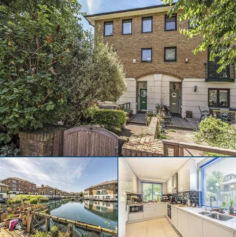 3 bedroom semi-detached house for sale - Plover Way, Rotherhithe