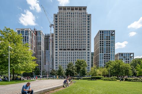 Studio for sale - One York Square, Southbank Place, London, SE1