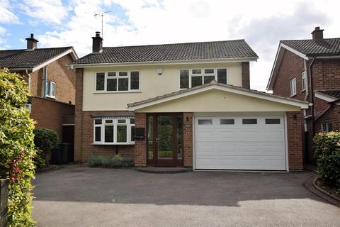 4 bedroom detached house for sale - Warwick Road, Knowle, Solihull, B93 9LG