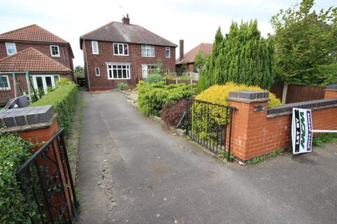 3 bedroom semi-detached house to rent - Nottingham Road, Selston, NG16 6AD