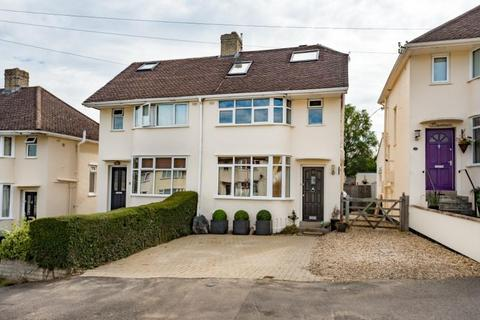 4 bedroom semi-detached house for sale - Crabtree Road, Oxford, Oxfordshire