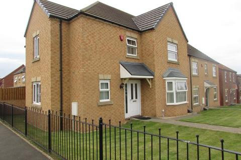 4 bedroom detached house for sale - KINGFISHER DRIVE, EASINGTON LANE, SUNDERLAND SOUTH