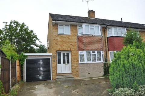 3 bedroom end of terrace house for sale - Cypress Drive, Chelmsford, Essex