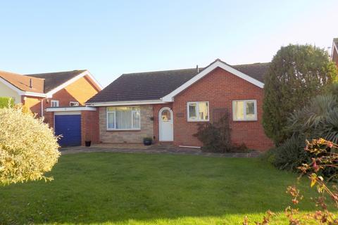 2 bedroom detached bungalow for sale - Buckingham Close, Exmouth