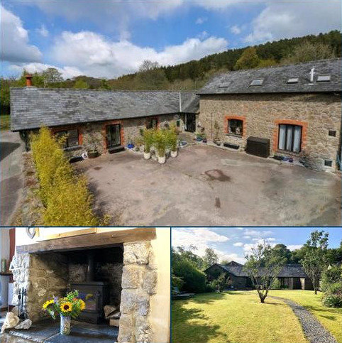 4 bedroom barn conversion for sale - Moretonhampstead, Devon