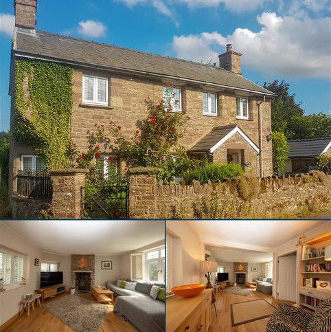 3 bedroom cottage for sale - Pandy