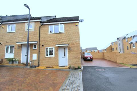 2 bedroom end of terrace house to rent - Foxglove Road, Lyde Green