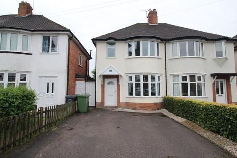 3 bedroom semi-detached house to rent - Rock Grove, Solihull
