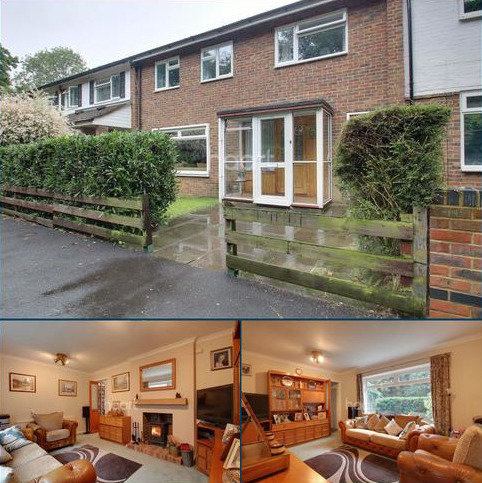 3 bedroom terraced house for sale - Wood Drive, Longmeadow, Stevenage