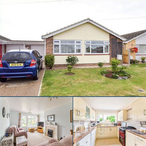 2 bedroom detached bungalow for sale - Rosebery Avenue, Herne Bay