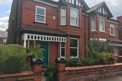 3 bedroom semi-detached house to rent - Leighton Road, Old Trafford