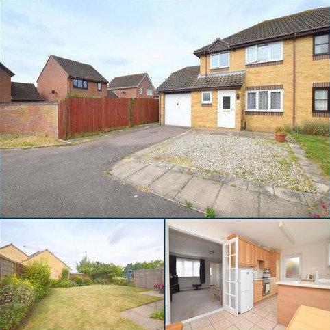 3 bedroom semi-detached house for sale - Dewar Lane, Kesgrave, IP5 2GJ