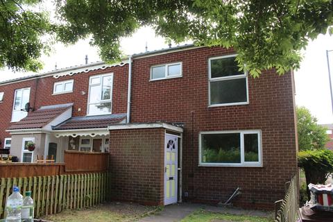 3 bedroom end of terrace house for sale - Wolseley Close, Smithswood