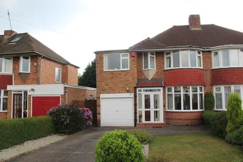 3 bedroom semi-detached house for sale - Hawthorne Road, Castle Bromwich, B36