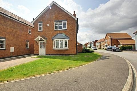 3 bedroom detached house for sale - Astley Close, Hedon, Hull, East Yorkshire, HU12