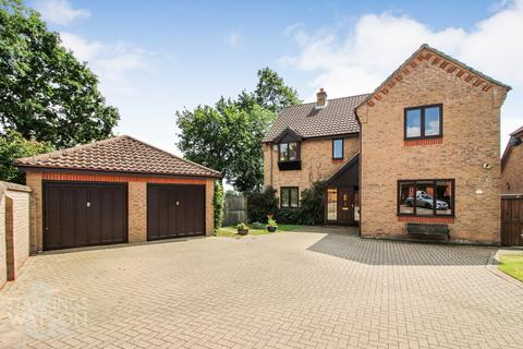 4 bedroom detached house for sale - Brooks Meadow, Poringland, Norwich