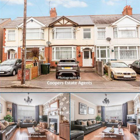 3 bedroom terraced house to rent - Hermitage Road,