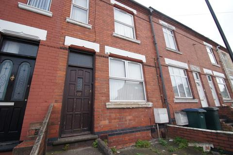 4 bedroom terraced house to rent - Terry Road, Stoke, Coventry, CV1 2AW
