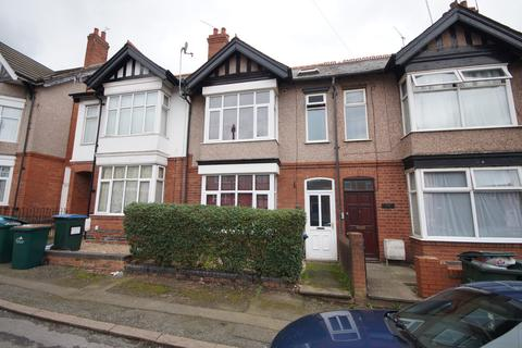6 bedroom terraced house to rent - St. Michaels Road, Coventry, CV2 4EL