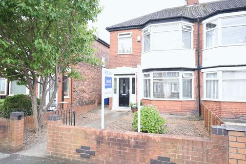 3 bedroom terraced house for sale - Glenwood Drive, Hull