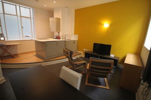 Studio to rent - Bennetts Hill, Sun House