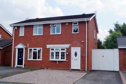2 bedroom semi-detached house for sale - Fawley Close, Willenhall
