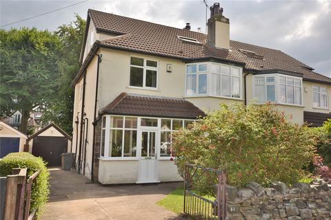 5 bedroom semi-detached house for sale - Fitzroy Drive, Oakwood, Leeds