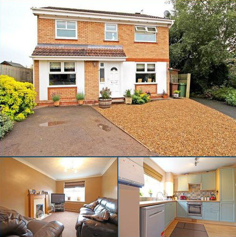 4 bedroom detached house for sale - Magnolia Close, Driffield