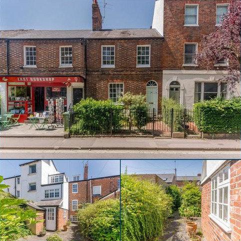 3 bedroom terraced house for sale - Walton Street, Oxford