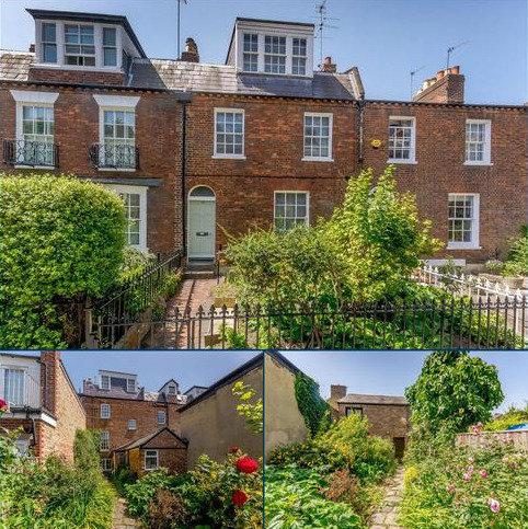 4 bedroom townhouse for sale - Walton Street, Oxford