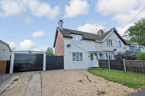 2 bedroom semi-detached house for sale - Thorne Road, Netheravon